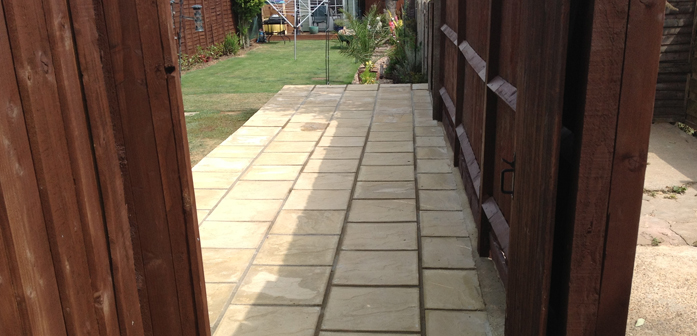 Patios in St Albans